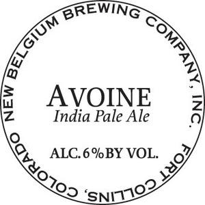 New Belgium Brewing Company Avoine