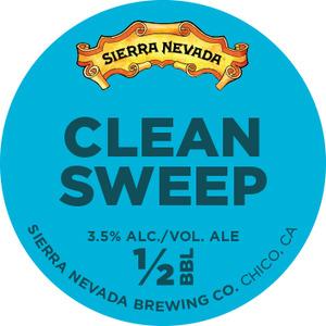 Sierra Nevada Clean Sweep