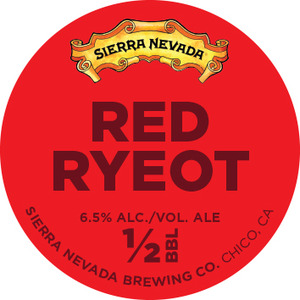 Sierra Nevada Red Ryeot