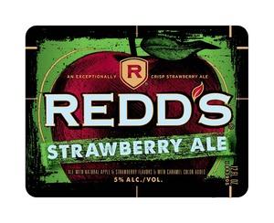 Redd's Strawberry