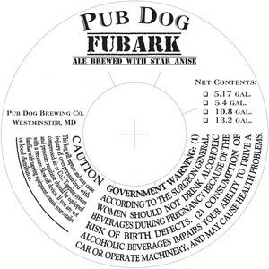 Pub Dog Fubark