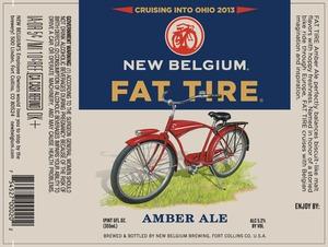 New Belgium Brewing Fat Tire
