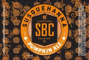 Susquehanna Brewing Company Pumpkin