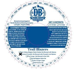 Devils Backbone Brewing Company Ichabod Crandall