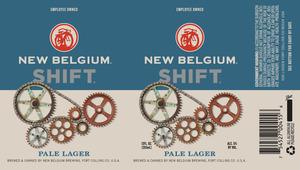 New Belgium Brewing Shift