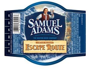 Samuel Adams Escape Route