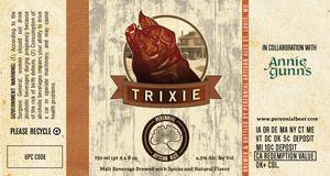 Perennial Artisan Ales Trixie