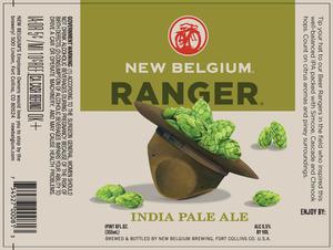 New Belgium Brewing Ranger