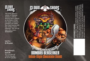 Clown Shoes Bombay Berserker