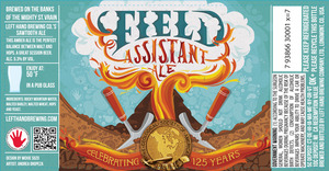 Left Hand Brewing Company Field Assistant