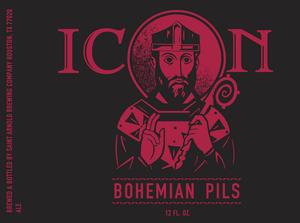 Saint Arnold Brewing Company Icon Bohemian Pils