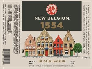 New Belgium Brewing 1554