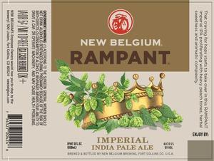 New Belgium Brewing Rampant