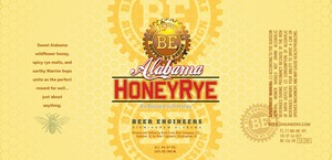 Beer Engineers Alabama Honey Rye