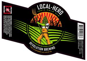 Revolution Brewing Local Hero