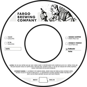 Fargo Brewing Company Sodbuster