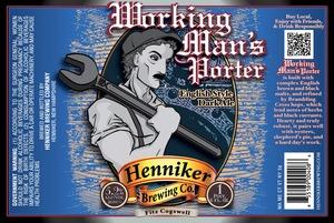 Henniker Brewing Company Working Man's