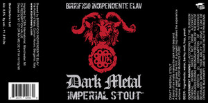 Dark Metal Imperial Stout