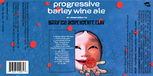 Progressive Barley Wine