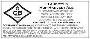 Flaherty's Hop Harvest