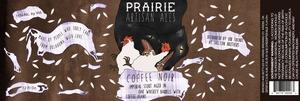 Prairie Artisan Ales Coffee Nor