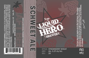 Liquid Hero Brewery Schweet