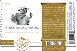 Terrapin White Chocolate Moo Hoo