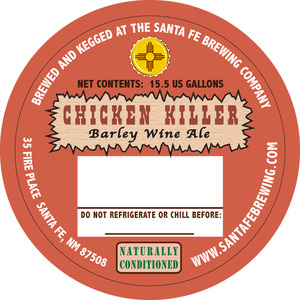 Santa Fe Brewing Co. Chicken Killer Barley Wine