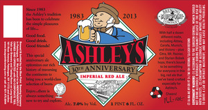 Blue Point Ashley's 30th Anniversary Imperial Red