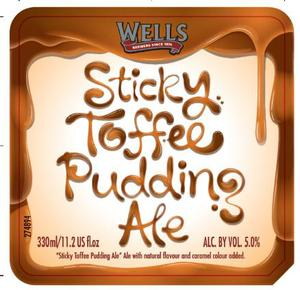 Wells Brewers Sticky Toffee Pudding