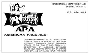 Little Egypt American Pale Ale