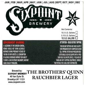 The Brothers' Quinn Rauchbier