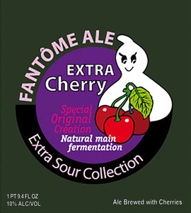 Fantome Ale Extra Cherry