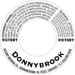 Victory Donnybrook