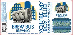 Brew Bus Brewing You're My Boy, Blue