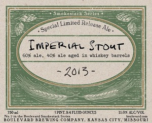 Boulevard Brewing Company Imperial Stout