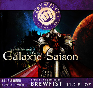 Brewfist Galaxie Saison