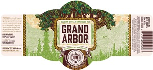 Southern Tier Brewing Company Grand Arbor