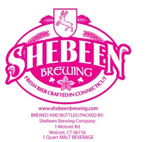 Shebeen Brewing Company Cucumber Wasabi