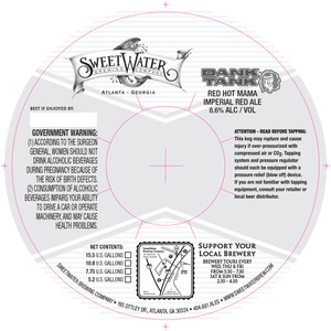 Sweetwater Red Hot Mama