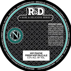 Ninkasi Brewing Company Hop Fraiche