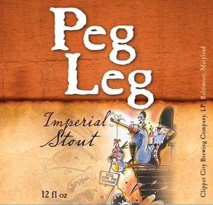 Heavy Seas Peg Leg