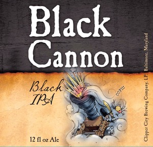 Heavy Seas Black Cannon