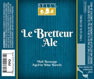 Bell's Le Bretteur Ale