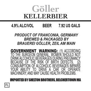 GÖller Kellerbier