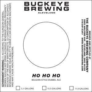 Buckeye Brewing Ho Ho Ho