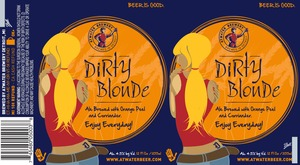 Atwater Brewery Dirty Blonde October 2013
