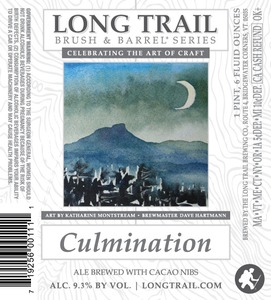Long Trail Culmination