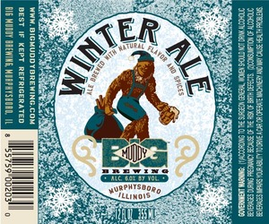 Big Muddy Brewing Winter Ale