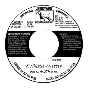 Whistle-wetter